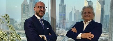 Dubai, 24 March 2018 - DR SILVANO MARTINOTTI: VICE-PRESIDENT OF THE ITALIAN INDUSTRY AND COMMERCE OFFICE IN THE UAE