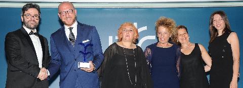 21 июня 2018 года - Palazzo Mezzanotte, Милан - награды LE FONTI