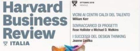 HARVARD BUSINESS REVIEW ITALIA  Le Fonti Awards When excellence rewards