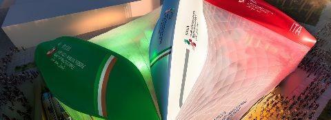 Marzo 2019 PADIGLIONE ITALIA A EXPO DUBAI 2020