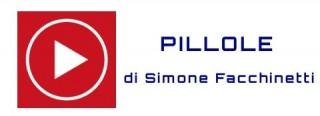 Pillole di Simone Facchinetti dal 20 aprile