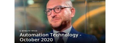 """Automation Technology - October 2020 - Articolo su """"LA CANCELLAZIONE DELLA SOCIETÀ DAL REGISTRO DELLE IMPRESE E I SUOI EFFETTI"""""""
