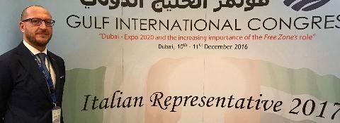 Dubai 11-12 dicembre 2016: Nomina ITALIAN REPRESENTATIVE 2017 della Camera di Commercio Italiana negli Emirati Arabi Uniti