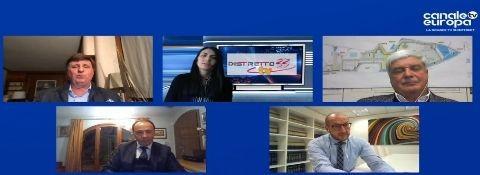 Distretto 33 e Canale Europa TV presentano il nuovo canale web con Avv. Facchinetti