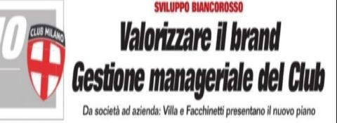 Milano 18 gennaio 2021 - Avv. Facchinetti e team di imprenditori per valorizzare club sportivi