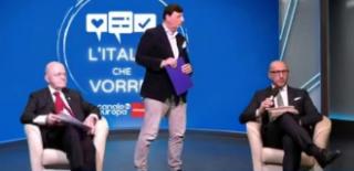 Canale Europa TV - IL NUOVO GOVERNO IN COLLABORAZIONE CON L'ISTITUTO PIEPOLI