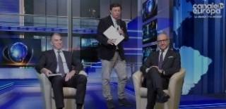 """Intervista di Canale Europa TV per libro """"ARTE E FISCO. La gestione legale e fiscale delle opere d'arte"""" agli autori Facchinetti e Traballi"""