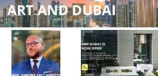 Contributo a pag. 31 sul Magazine Camera di Commercio Italiana negli Emirati Arabi Uniti - gennaio/marzo  2021