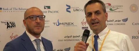 Intervista al International Gulf Congress tenutosi a Padova - 2016