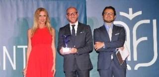 Milano, 22 luglio 2021 Cerimonia dei Le Fonti Awards 2021: videointervista e premiazione BOUTIQUE LEGALE D'ECCELLENZA NEI RAPPORTI ITALIA-MEDIO ORIENTE