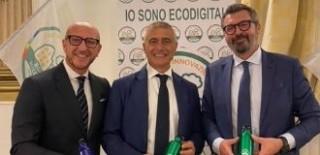 Roma, 23 sett 2021 Avv. Facchinetti relatore per Roma Ecologista & Expo 2030 Roma. A Palazzo Brancaccio e in onda su Teleambiente