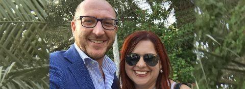 "PARTNERSHIP CON ""DUBAI EVENTS BLOG"" E SAMIRA COOPER , LA PIU' INFLUENTE BLOGGER ITALIANA NEGLI EAU"