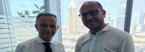 De febrero de 2017 - Misión Comercial de Dubai para las empresas italianas en la industria dental y de la construcción