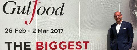 De febrero de 2017 - alimentos de Dubai Gulf Food, la màs importante feria en el Medio Oriente relacionada  con la temática de la comida